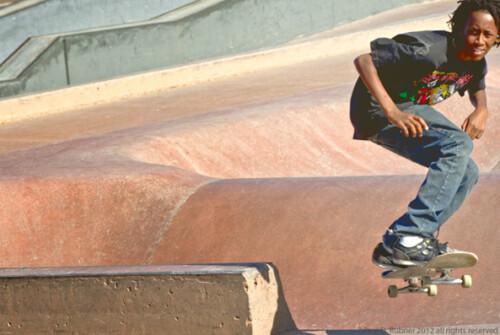 Skateboard Park | 1