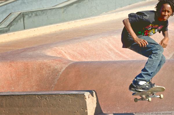 Skateboard Park   1